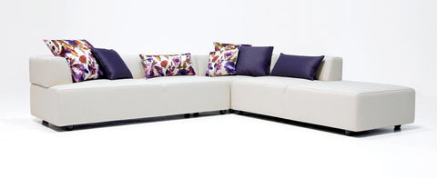 Gavin Sectional Sofa by Dellarobbia