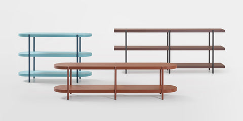 PALLADIO SHELVES by Artifort