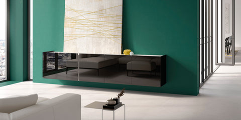 JOREL WALL MOUNTED SIDEBOARD by INTERLUBKE