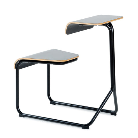 TOBOGGAN CHAIR DESK by Knoll