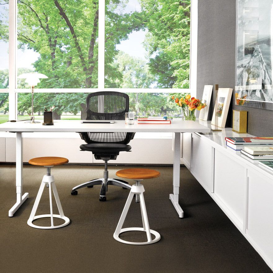 PITON ™ ADJUSTABLE HEIGHT STOOL by Knoll for sale at Home Resource Modern Furniture Store Sarasota Florida