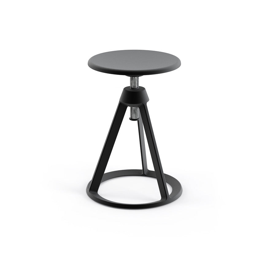 PITON ™ ADJUSTABLE HEIGHT STOOL  by Knoll, available at the Home Resource furniture store Sarasota Florida