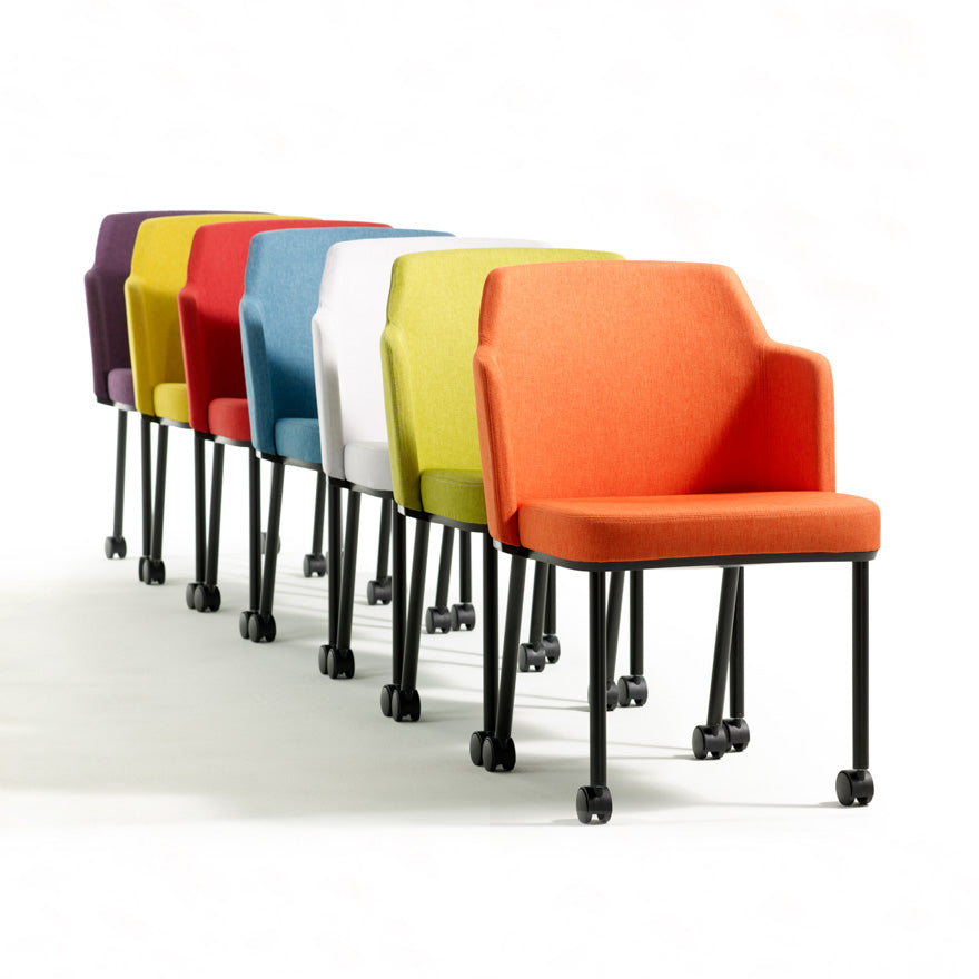 REMIX SIDE CHAIR by Knoll for sale at Home Resource Modern Furniture Store Sarasota Florida