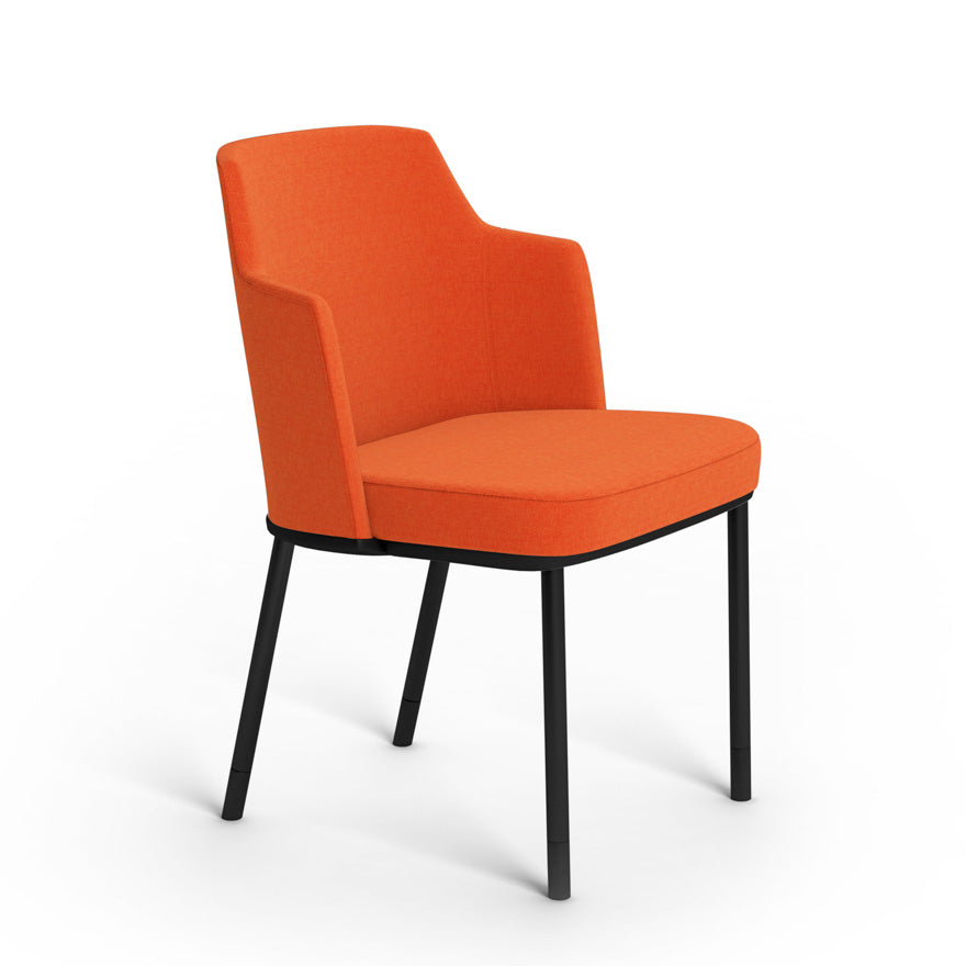 REMIX SIDE CHAIR  by Knoll, available at the Home Resource furniture store Sarasota Florida
