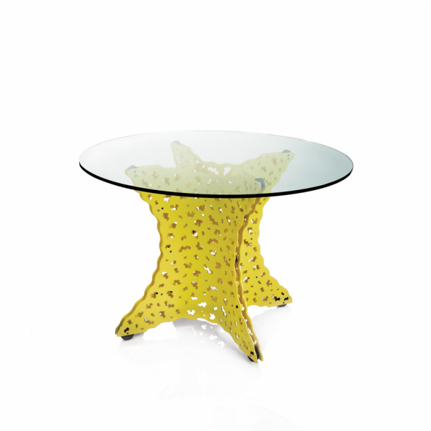 TOPIARY DINING TABLE  by Knoll, available at the Home Resource furniture store Sarasota Florida