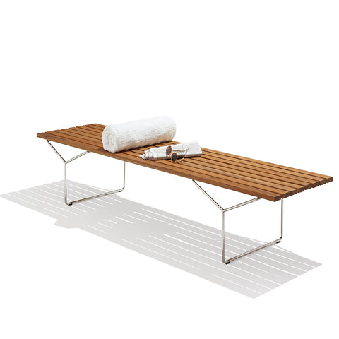 BERTOIA OUTDOOR BENCH by Knoll