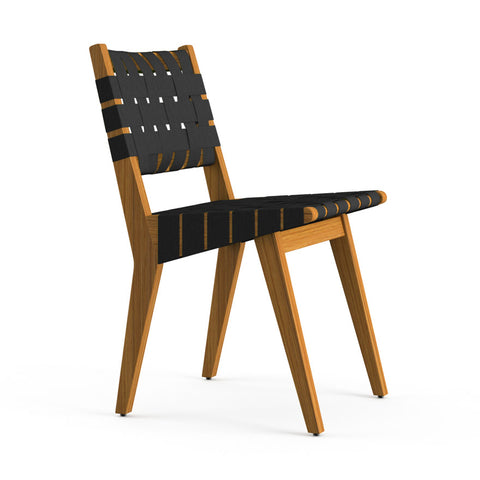 RISOM OUTDOOR SIDE CHAIR by Knoll