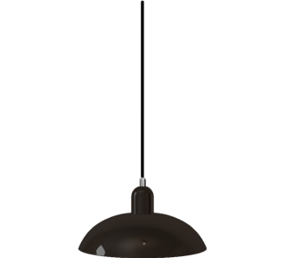Kaiser Idell Pendant Lamp  by Fritz Hansen, available at the Home Resource furniture store Sarasota Florida