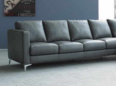 Kendall  by American Leather, available at the Home Resource furniture store Sarasota Florida