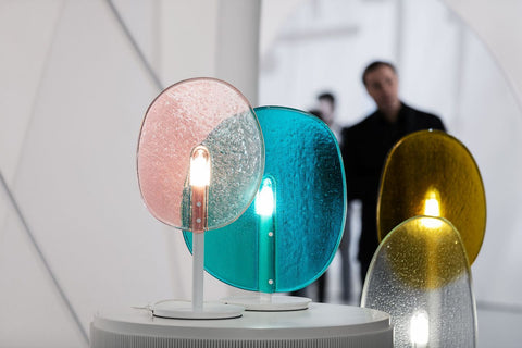 LOLLIPOP TABLE LAMP by LASVIT
