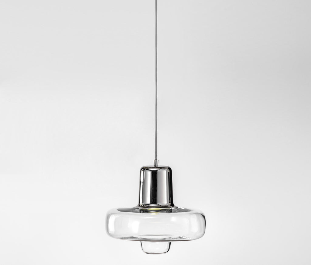 SPIN HANGING PENDANT by LASVIT for sale at Home Resource Modern Furniture Store Sarasota Florida