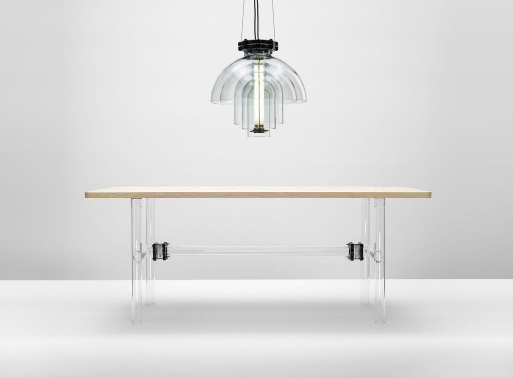 TRANSMISSION CHANDELIER by LASVIT for sale at Home Resource Modern Furniture Store Sarasota Florida