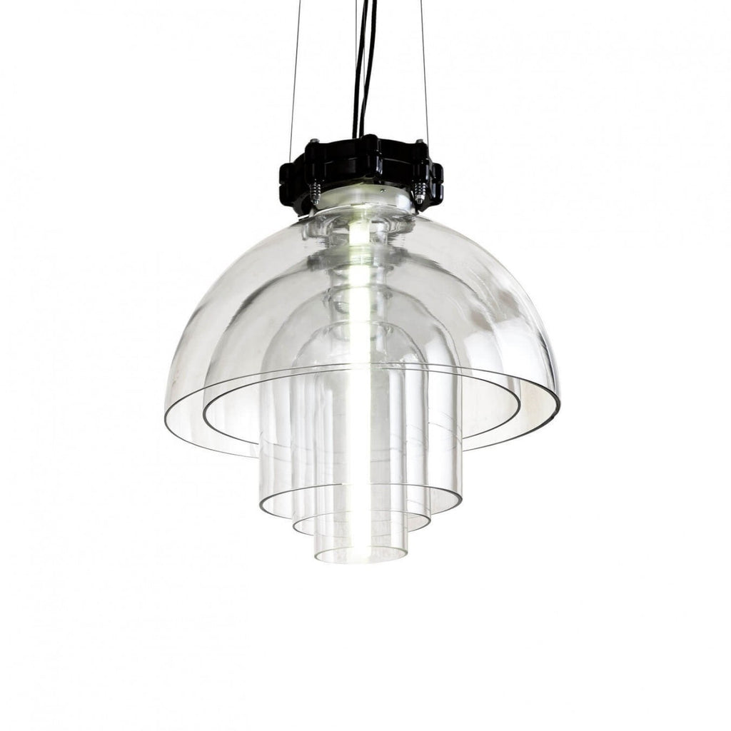 TRANSMISSION CHANDELIER  by LASVIT, available at the Home Resource furniture store Sarasota Florida