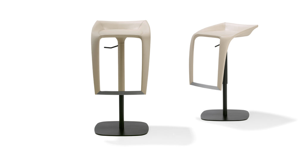 LEAF BARSTOOL  by DRAENERT, available at the Home Resource furniture store Sarasota Florida