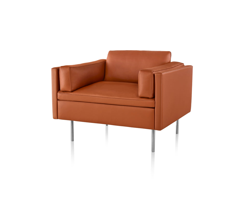BOLSTER OCCASSIONAL CHAIR by Herman Miller for sale at Home Resource Modern Furniture Store Sarasota Florida