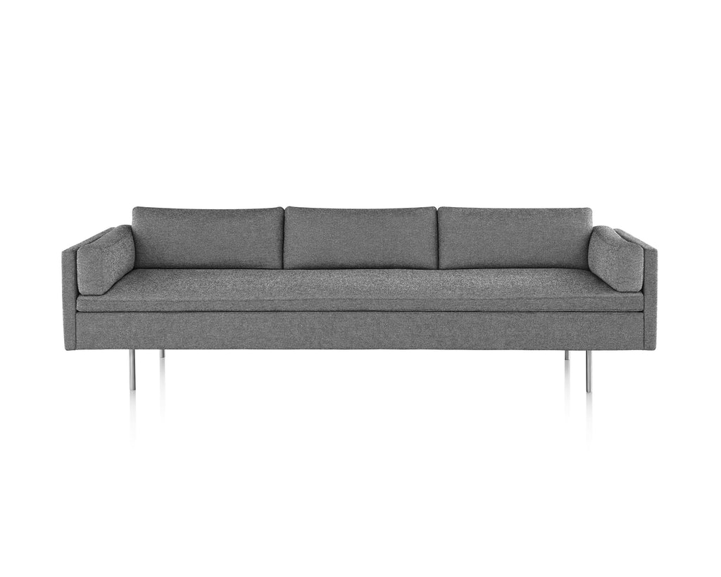 BOLSTER SOFA  by Herman Miller, available at the Home Resource furniture store Sarasota Florida