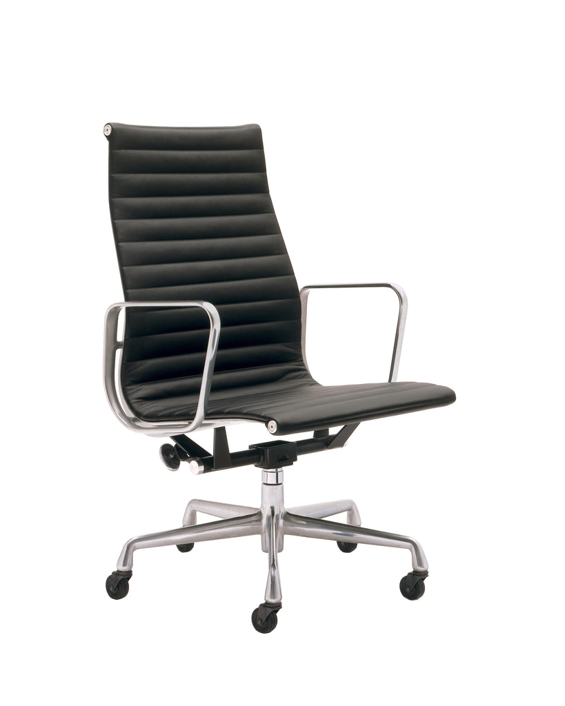 Eames Aluminum Group Executive Chair  by Herman Miller, available at the Home Resource furniture store Sarasota Florida