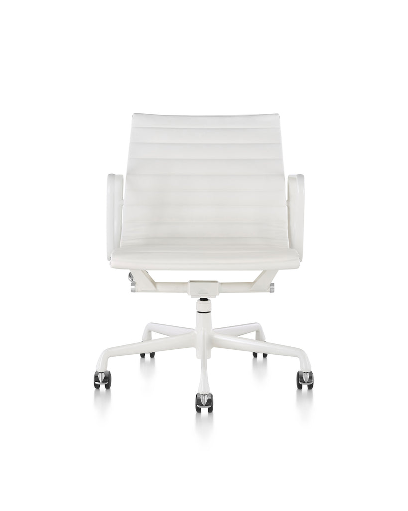 Eames  Aluminum Management Chairs  by Herman Miller, available at the Home Resource furniture store Sarasota Florida