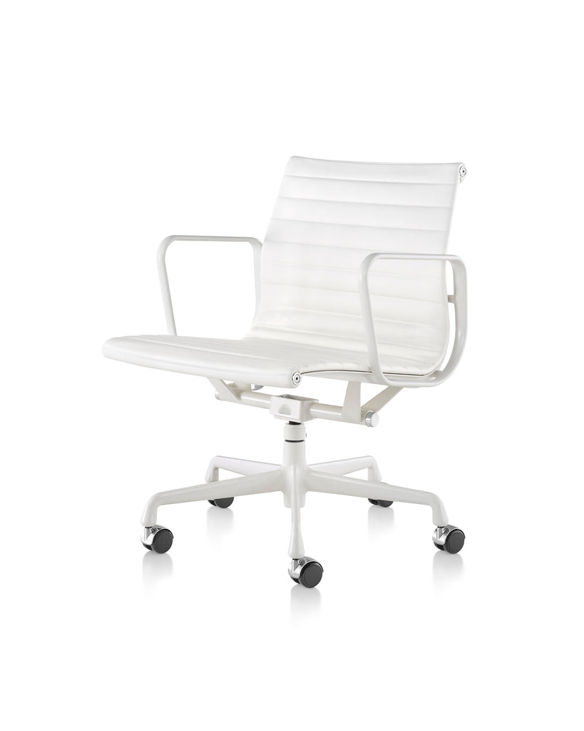 Eames  Aluminum Management Chairs by Herman Miller for sale at Home Resource Modern Furniture Store Sarasota Florida