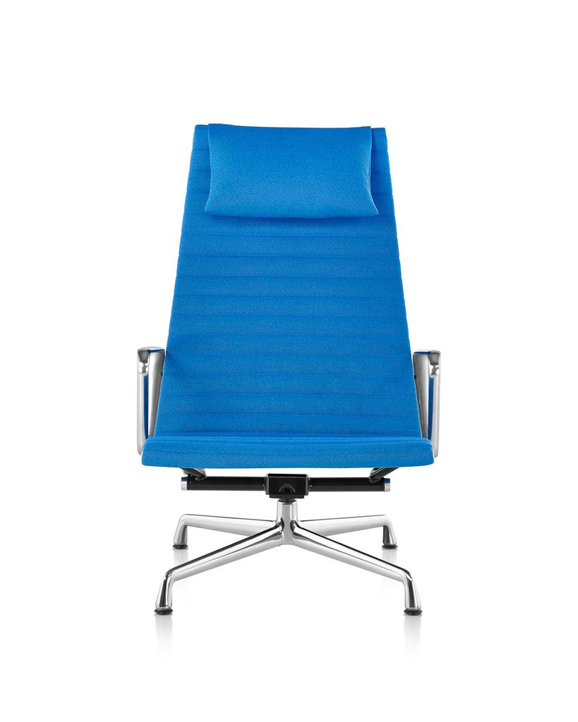 EAMES ALUMINUM GROUP LOUNGE CHAIR  by Herman Miller, available at the Home Resource furniture store Sarasota Florida