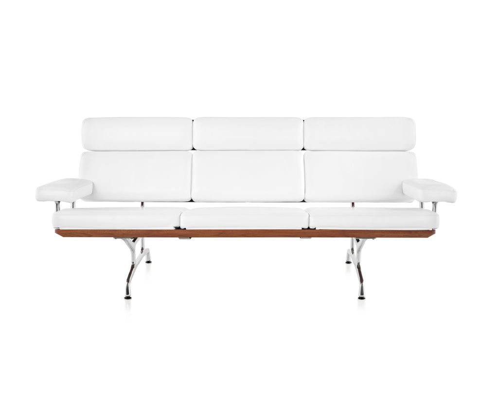 Eames Sofa  by Herman Miller, available at the Home Resource furniture store Sarasota Florida