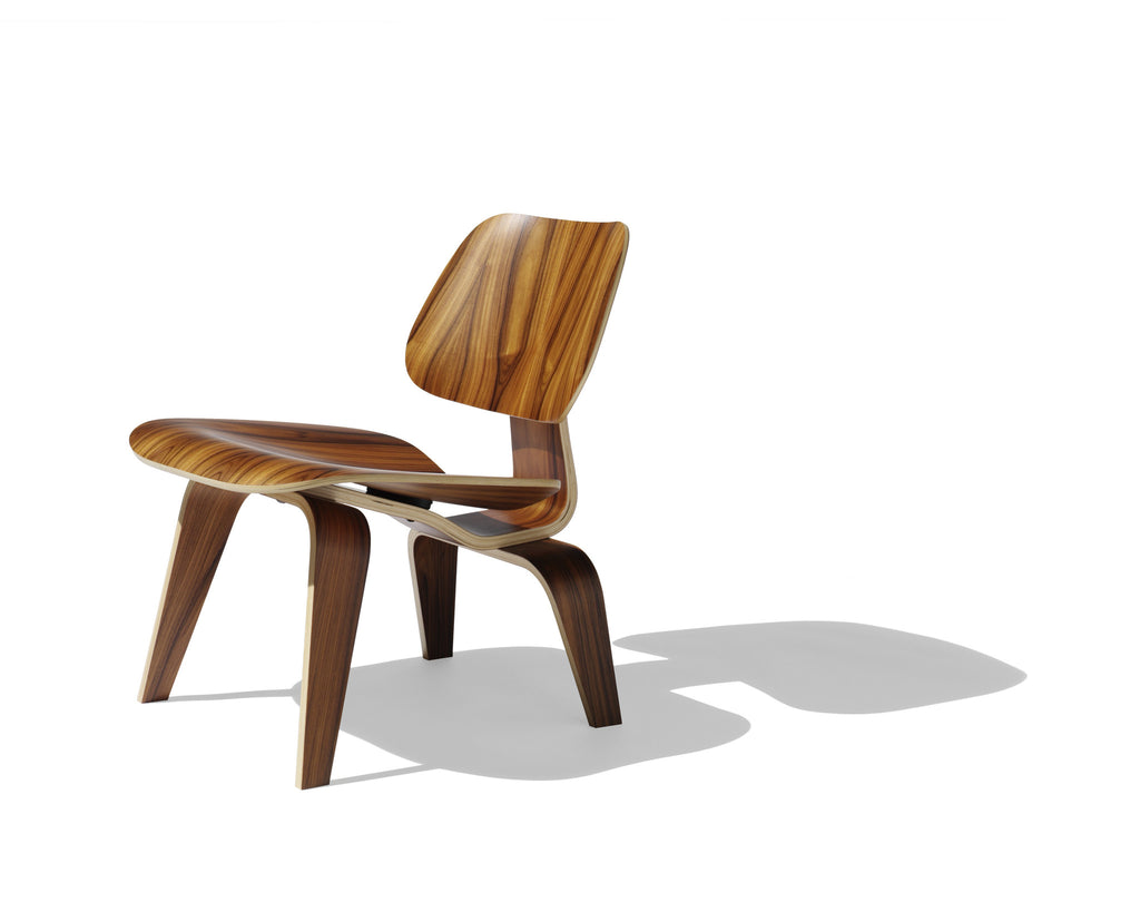 Eames Molded Plywood Chairs  by Herman Miller, available at the Home Resource furniture store Sarasota Florida