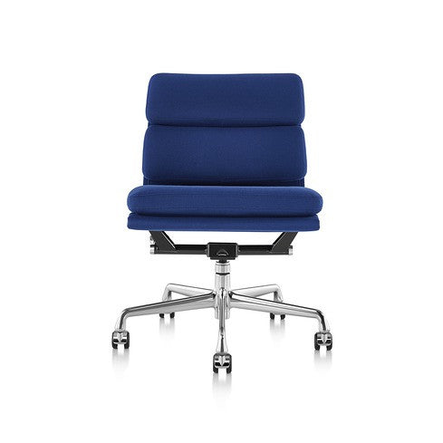 Eames Soft Pad Chair by Herman Miller for sale at Home Resource Modern Furniture Store Sarasota Florida