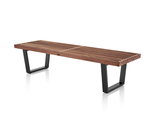 NELSON PLATFORM BENCH by Herman Miller