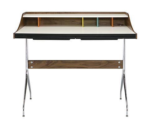 Swag Leg Desk  by Herman Miller, available at the Home Resource furniture store Sarasota Florida