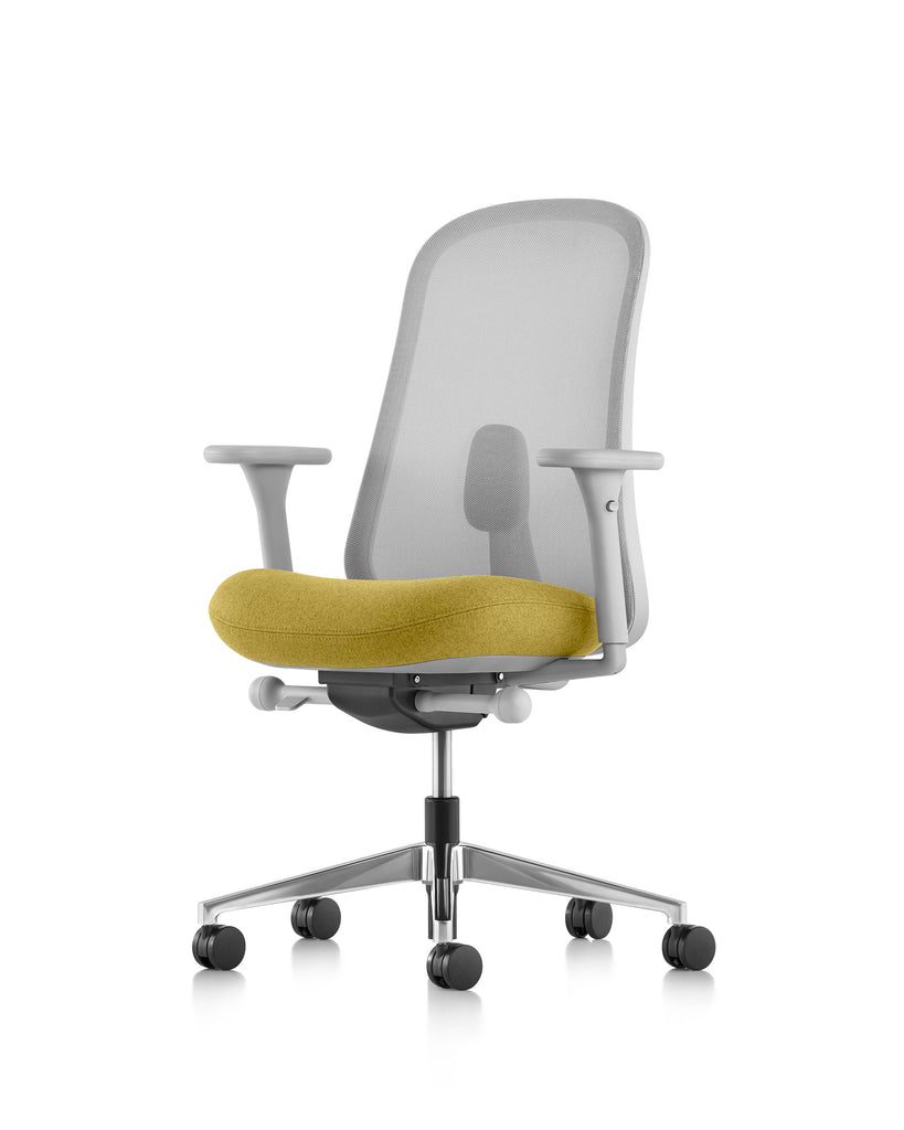 LINO DESK CHAIR  by Herman Miller, available at the Home Resource furniture store Sarasota Florida