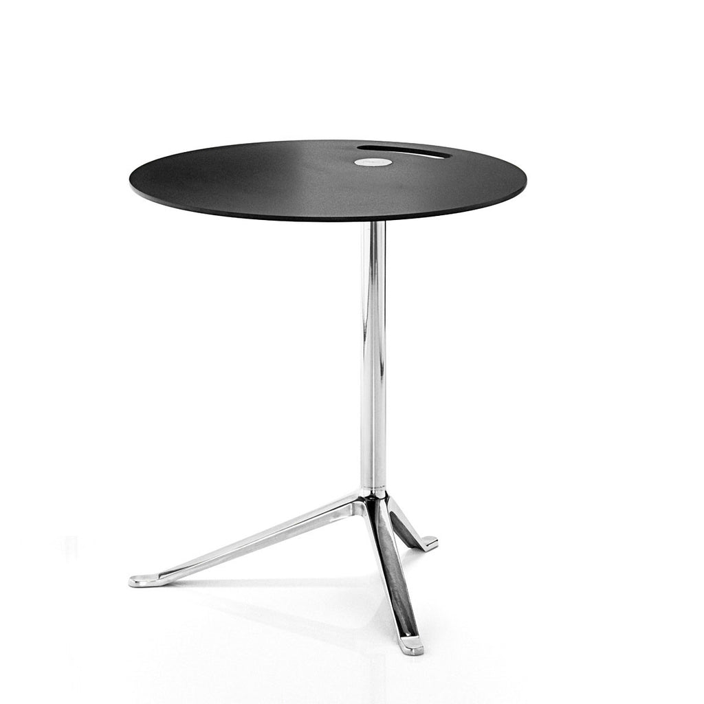 Little friend adjustable side table  by Fritz Hansen, available at the Home Resource furniture store Sarasota Florida
