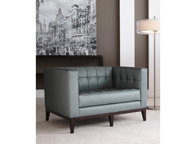 Luxe Sofa by American Leather for sale at Home Resource Modern Furniture Store Sarasota Florida