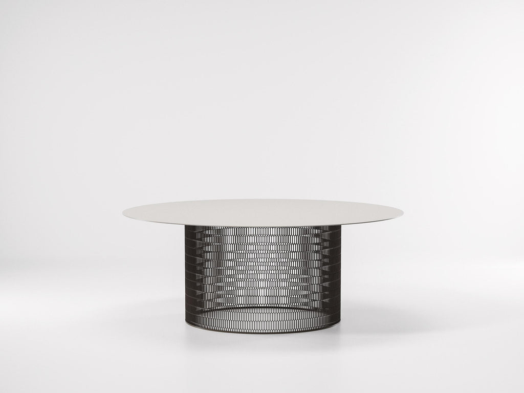 MESH DINING TABLE  by Kettal, available at the Home Resource furniture store Sarasota Florida