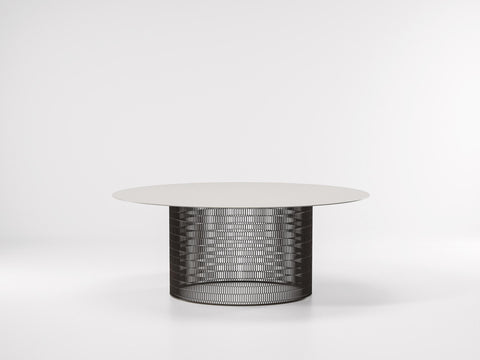 MESH DINING TABLE by Kettal