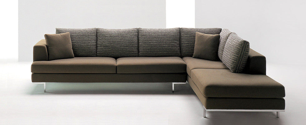 Maxx Sectional  by Dellarobbia, available at the Home Resource furniture store Sarasota Florida