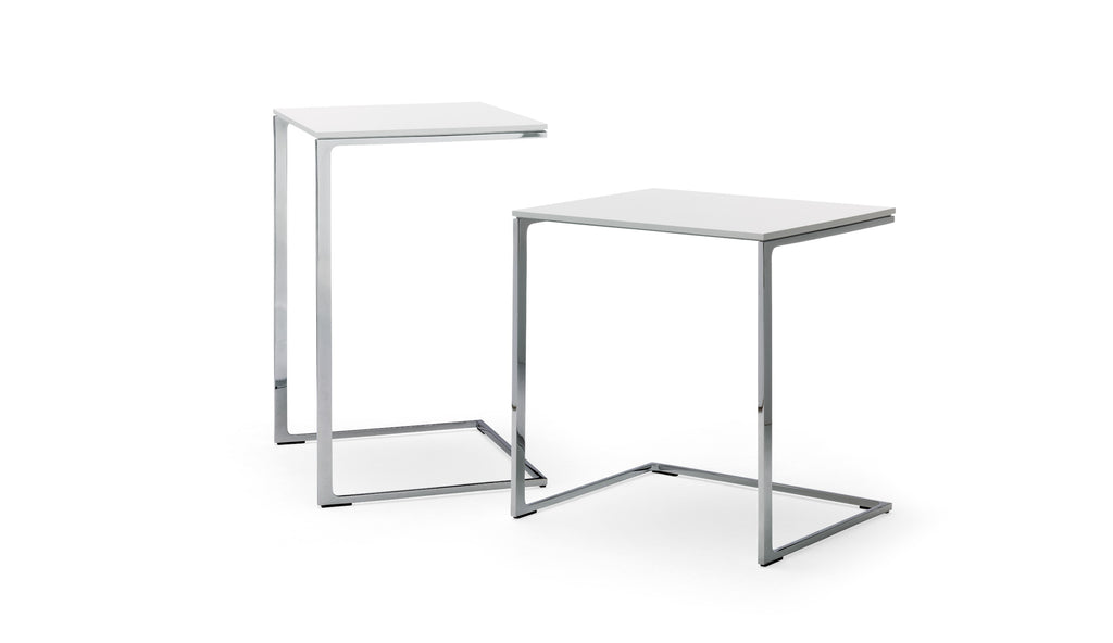 MELL C SDIE TABLE  by COR, available at the Home Resource furniture store Sarasota Florida