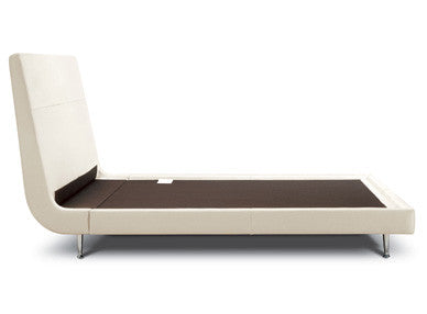 Menlo Park Bed By American Leather For Sale At Home Resource Modern Furniture  Store Sarasota Florida