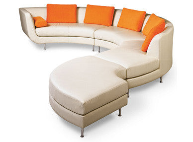 Menlo Park Sofas  by American Leather, available at the Home Resource furniture store Sarasota Florida