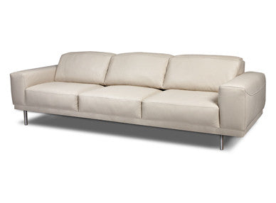 Meyer Sofa  by American Leather, available at the Home Resource furniture store Sarasota Florida