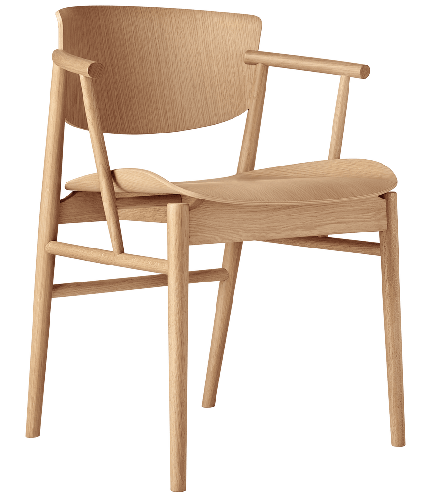 N01  by Fritz Hansen, available at the Home Resource furniture store Sarasota Florida