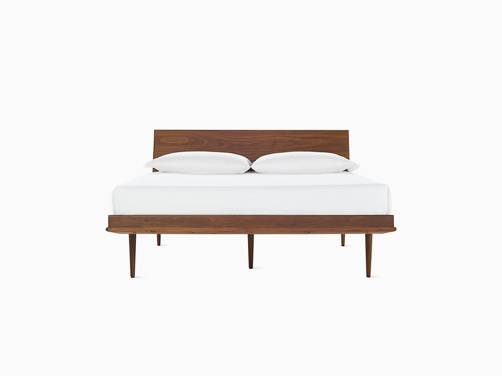NELSON THIN EDGE BED  by Herman Miller, available at the Home Resource furniture store Sarasota Florida