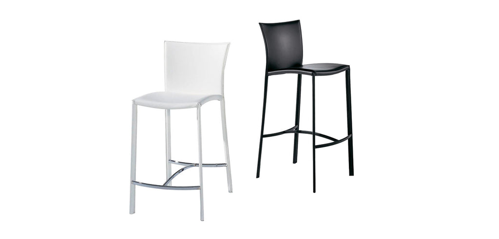 NOBILE BARSTOOL  by DRAENERT, available at the Home Resource furniture store Sarasota Florida