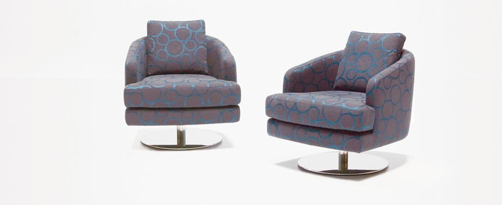 Nora Chair  by Dellarobbia, available at the Home Resource furniture store Sarasota Florida