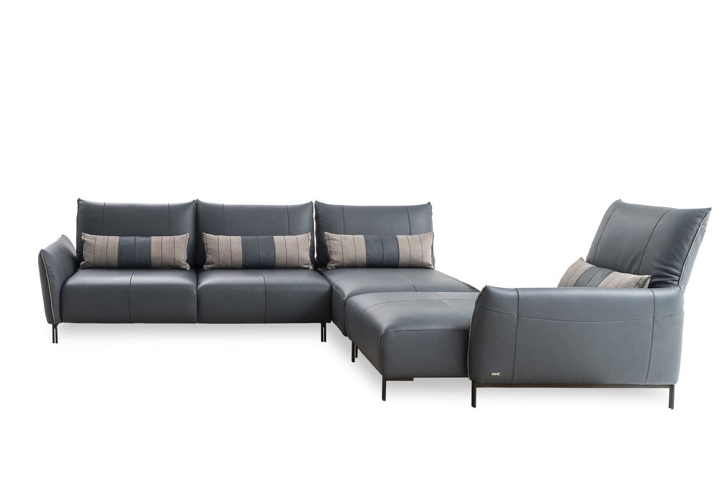 NOVA SOFA/SECTIONAL  by NICOLINE, available at the Home Resource furniture store Sarasota Florida