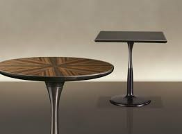 Oti Tables  by Giorgetti, available at the Home Resource furniture store Sarasota Florida