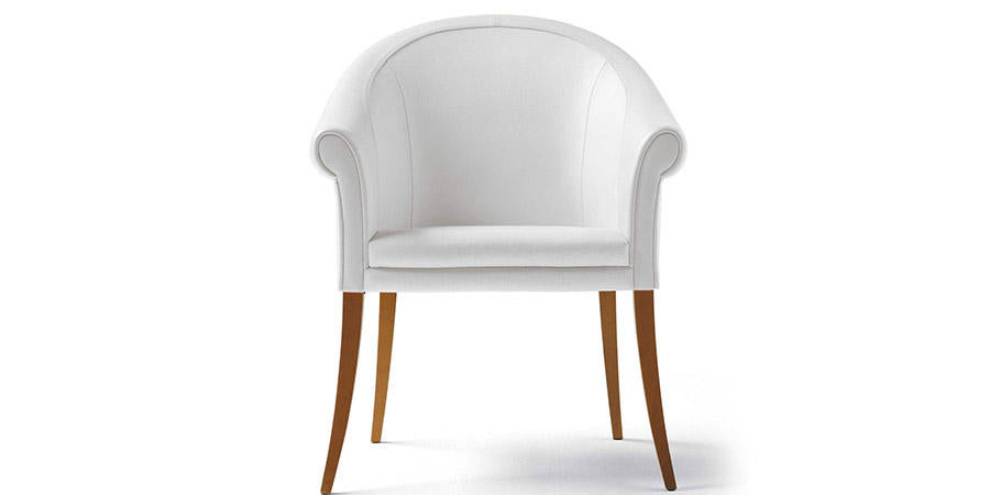 SINAN DINING CHAIR  by Poltrona Frau, available at the Home Resource furniture store Sarasota Florida