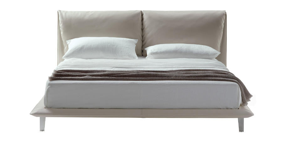 JOHN JOHN BED by Poltrona Frau for sale at Home Resource Modern Furniture Store Sarasota Florida