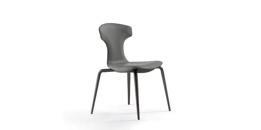 MONTERA DINING CHAIR by Poltrona Frau for sale at Home Resource Modern Furniture Store Sarasota Florida