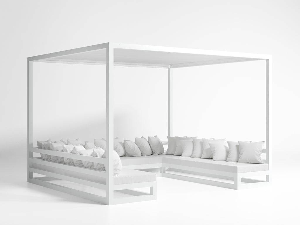 PERGOLA SOFA  by Gandia Blasco, available at the Home Resource furniture store Sarasota Florida