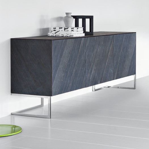 SPAZIO SIDEBOARD  by Pianca, available at the Home Resource furniture store Sarasota Florida
